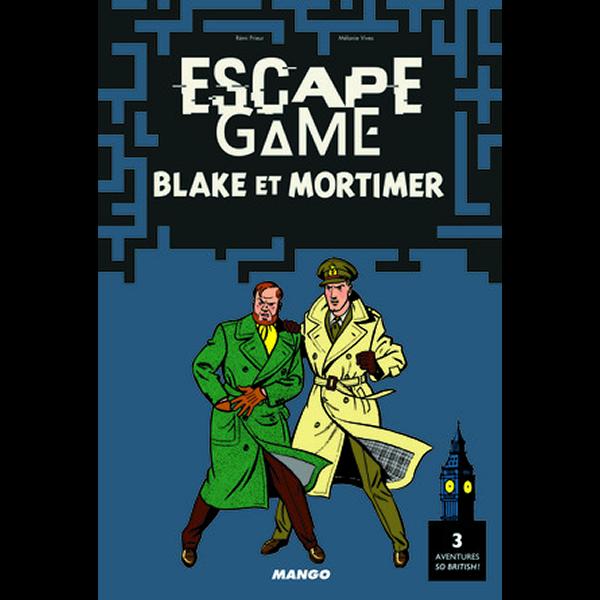 Escape Game : Blake et Mortimer